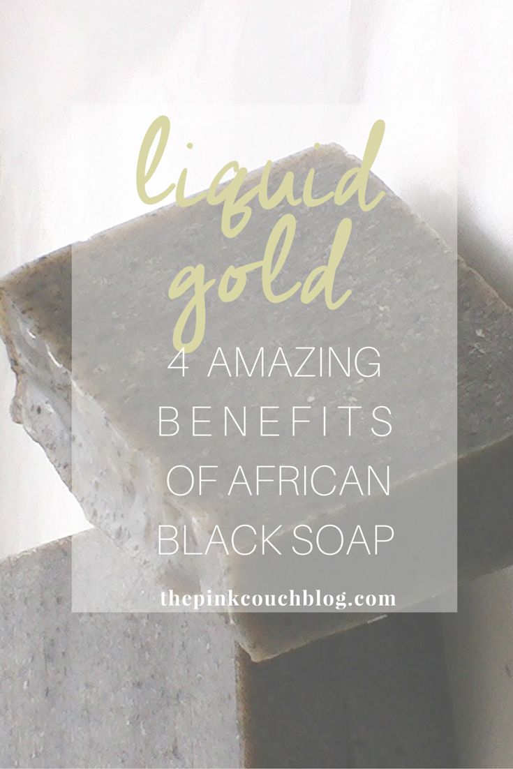 Amazing Benefits of African Black Soap