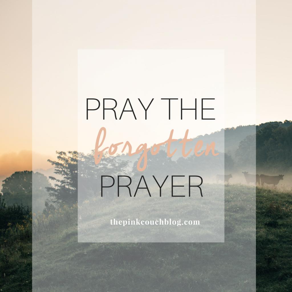 PRAYER-IG